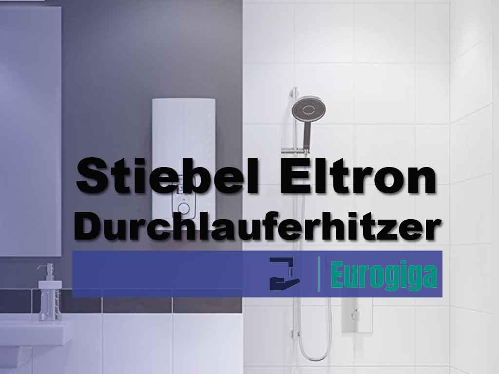 Stiebel Eltron Durchlauferhitzer